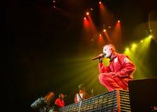 Slipknot concert Royalty Free Stock Photos