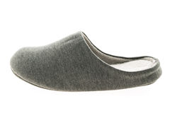 Slipper or Shoe for use in home Stock Photography