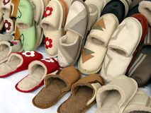 Slipper Stock Photography