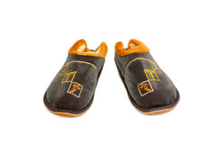 Slippers Royalty Free Stock Image