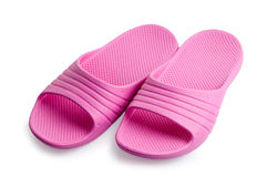 Slippers Royalty Free Stock Photos
