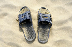 Slippers Royalty Free Stock Photography