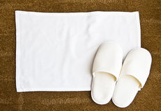 Slippers Stock Photography