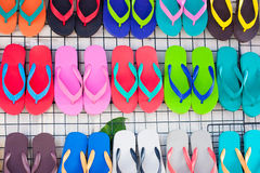 Slippers. Are need for all everyone Stock Photography