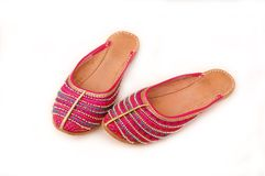 Slippers Royalty Free Stock Photo