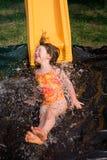 Slippery When Wet Stock Photo