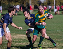 Slipping the Tackle Stock Photography