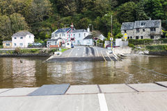 Slipway at Kingswear Royalty Free Stock Photos