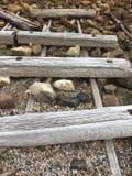 Slipway Ruins Royalty Free Stock Photo