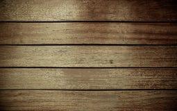 Sliten naturlig wood parketttegelplatta för mörker litet Royaltyfria Bilder