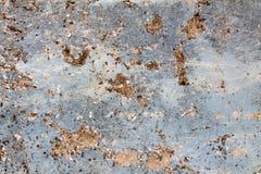 Sliten och sprucken stentextur Royaltyfri Fotografi