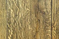 Sliten riden ut wood bakgrund Royaltyfri Foto