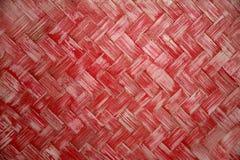 Sliten textur av det rött Royaltyfri Bild