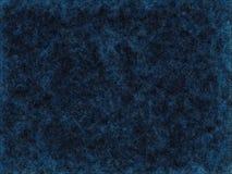 Sliten ut djupblå bakgrund Fotografering för Bildbyråer