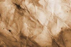 Slitet kanfaspapper Arkivbilder
