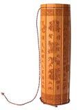 Slittamenti del bambù immagine stock