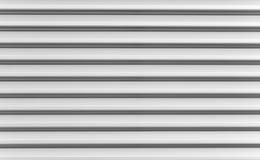 Sliver aluminium metal plate texture Stock Image