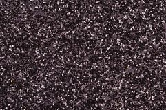 Black and Silver Glitter background Royalty Free Stock Image