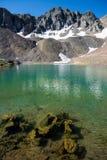 Sloan湖 免版税库存图片