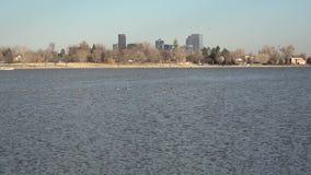 Sloan niecki Jeziorny śródmieście Denver zdjęcie wideo