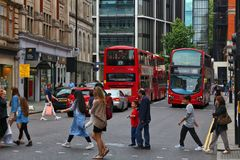 Sloane Street, London Stock Photos