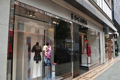 f9d94787615c Escada Store Stock Images - Download 21 Royalty Free Photos