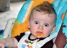 Slob del bebé Fotos de archivo