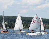 Slobozhanshina Sailing Cup Royalty Free Stock Image