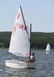 Slobozhanshina Sailing Cup Royalty Free Stock Photography