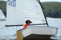 Slobozhanshina Sailing Cup Stock Image