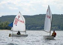 Slobozhanshina Sailing Cup Stock Photography