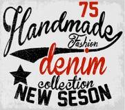 Slogans typography, t-shirt graphics, vectors. New style Stock Photos