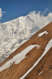 Slope in Himalayas Stock Photography