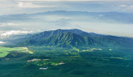 Slope of mt. Fuji Stock Image