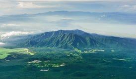 Slope of mt. Fuji Stock Image