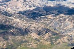 Slopes of Chacaltaya Range, Bolivia Stock Images