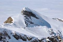 Slopes In The Ski Resort Kitzsteinhorn, Austria Stock Images