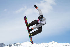 Slopestyle obraz royalty free