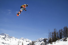 Slopestyle Royalty Free Stock Photos
