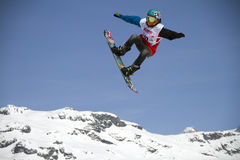 Slopestyle Stock Photography