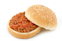 Sloppy Joe Royalty Free Stock Photography