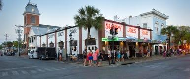 Sloppy Joe's Bar in Key West Stock Photography