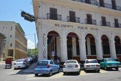 Sloppy Joe's Stock Photography