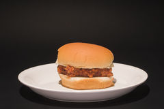 Sloppy Joe Sandwich   Stock Images