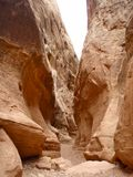 Slot Canyon Royalty Free Stock Photography