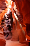 Slot Canyon Antelope Sandstone Formations Navajo Royalty Free Stock Photos