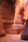 Slot canyon Royalty Free Stock Images