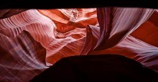 Antelope Canon Arizona USA Eagle Face royalty free stock photos