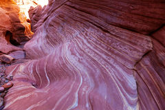 Slot canyon stock photography