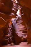 Slot canyons of southwest Royalty Free Stock Photography